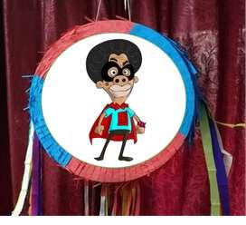 piñata profesor super O