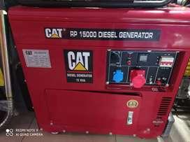 Generador eléctrico Caterpillar 380v