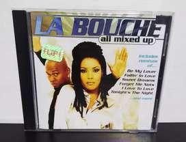 CD LA BOUCHE ALL MIXED UP ORIGINAL