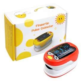 Oximetro pediatrico recargable saturador