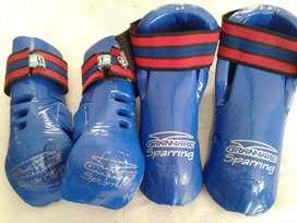 Protectores pies y manos marca Granmarc