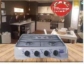 Cocineta A Gas 4 Quemadores Hornillas Umco