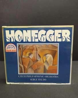 HONEGGER SYMPHONIES 2 CD's