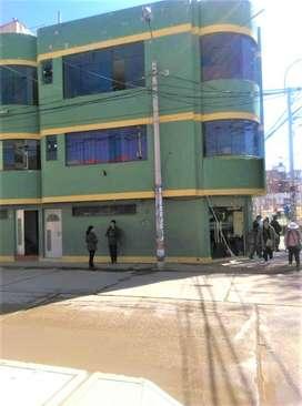 Alquilo local centrico en Puno