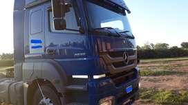 Mercedes Benz Axor 2035 año 2012