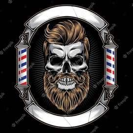 Se solicita barbero con experiencia y con sus herramientas