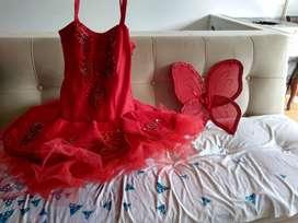 Traje de bailarina de ballet talla 14