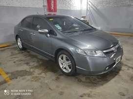Honda Civic exs 2007 full full cuero