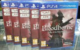 Bloodborne Game Of The Year Edition Ps4 Nuevo Sellado Stock
