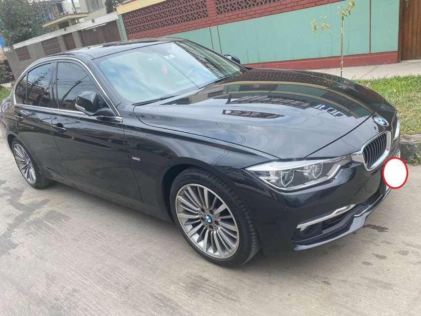 BMW 318i LUXURY - 2017-2018 0