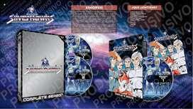 Silverhawks / Halcones Galacticos Serie Completa