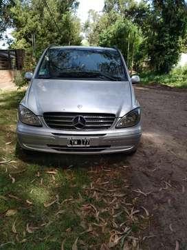 Mercedes Benz Viano 2.2 cdi ambiente