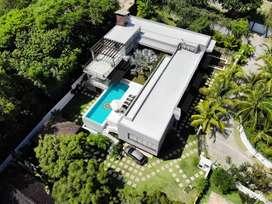 Venta casa alto padrón de 5 Cuartos en Pipa Brasil | RF: VB (con muebles)