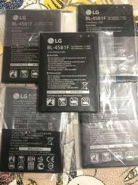 Bateria original lg codgio Bl45b1f H960 H900 v10 genuine 100% Bl-45b1f Bl 45b1f Bl45b Bl-45b