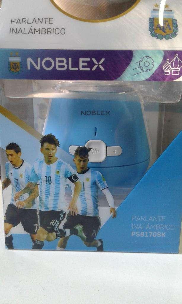 Parlante Bluetooth Noblex Nuevo 0