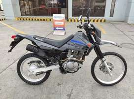 Suzuki DR 200 X Modelo 2021