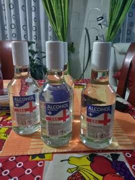 Venta de alcohol antiseptico