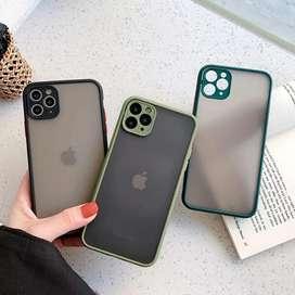 Case Mate translúcido iPhone 11 Pro Max/ 11 Pro/ 11 + Mica de vidrio