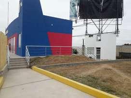 ALQUILO LOCAL COMERCIAL de 2,500 m2