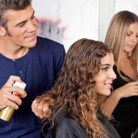 Se requiere un peluquer@ profesional o con experiencia para trabajar en la ciudad de Guayaquil.