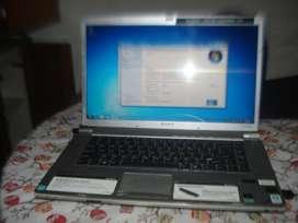 Notebook Sony Vaio Pcg 3b2l Ram 4gb Core Dos Duo Carg,origin