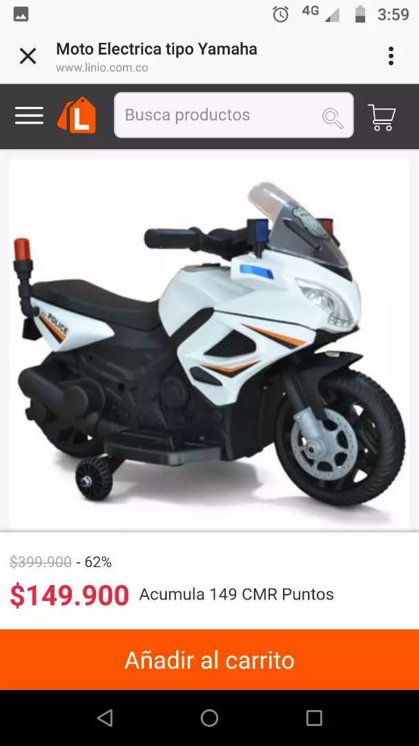 Moto electrica 0