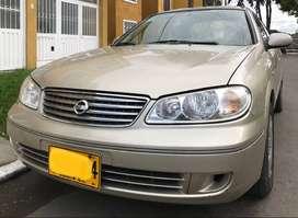 Nissan Almera 2007 Beige Excelente Estado 95000 Kms