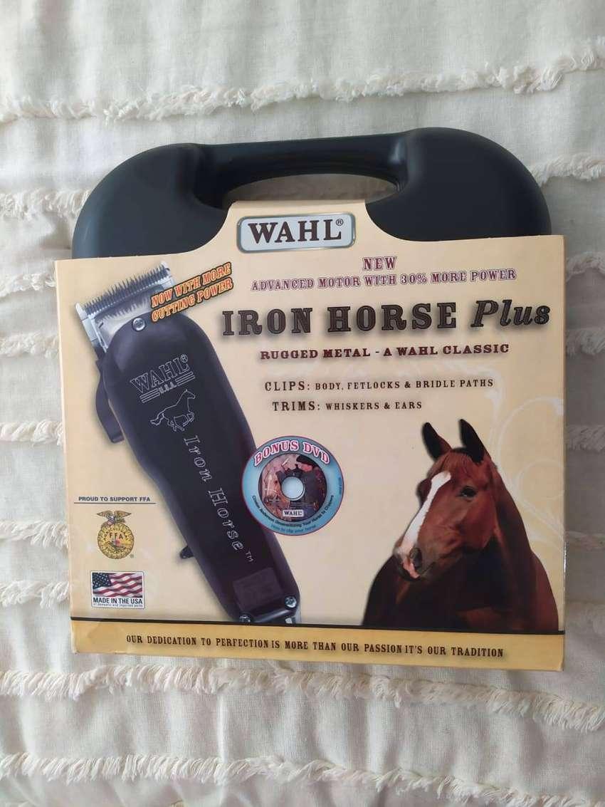 Wahl Iron Horse Plus Maquina Corte Equino Caballo 0