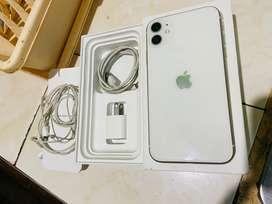 Vendo mi iphone 11 64Gb libre en caja