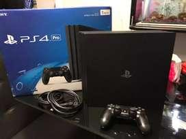 SE VENDE PS4 PRO 1TB EN EXCELENTE ESTADO!!