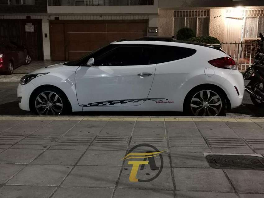 Hinday Veloster Flamante 0