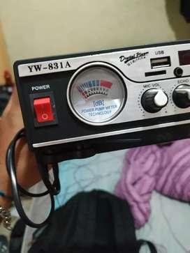 Amplificador mini  yw  -831a