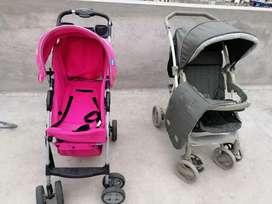 Coche infanty de bebe