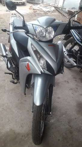 Vendo honda wave impecable