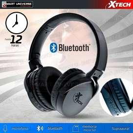 Audifonos Microfono Inalambrico Xtech