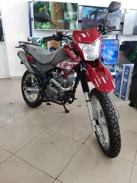 MOTOCICLETA PANTANERA 200cc AÑO 2021// O.L