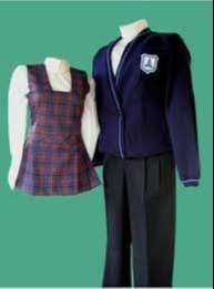 Confección de dotaciones y uniformes escolares