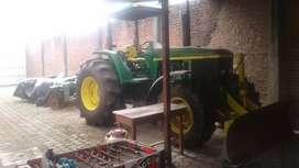 Alquiler de maquinarias agricolas