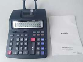 Calculadora impresora Casio HR-200TEC