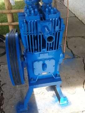 Compresor industrial.