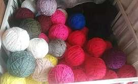 Trapillo variedad de colores
