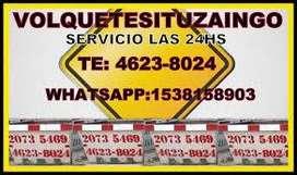 ALQUILER DE VOLQUETES CONTENEDORES EN ZONA OESTE..NOS ENCARGAMOS DE SU RESTO DE OBRA TE 46238024