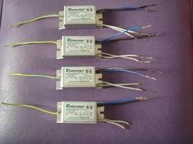 Transformador Electrónico4 Lampara Halogena 12v, 60w