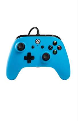 Joystick ACCO Brands PowerA Enhanced Wired Controller for Xbox One blue