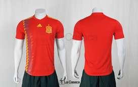 Camiseta Seleccion España Climachill Morata Promocion 19-20 futbol
