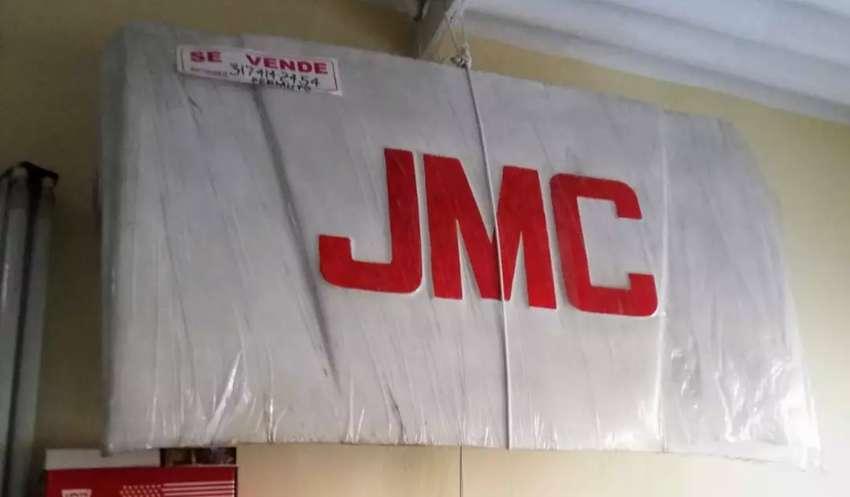 Vendo cortavientos para camión JMC