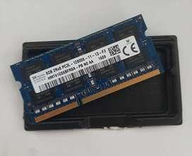 Memoria ram ddr3 de 8gb velocidad 12800
