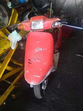 Scooter Elite a Reparar