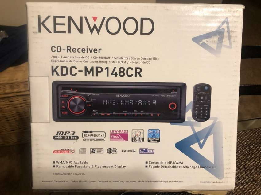 DE OPORTUNIDAD RADIO KENWOOD