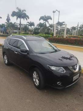 Nissan Xtrail Advance 2015 T. A 2500cc  Negro ( Negociable )
